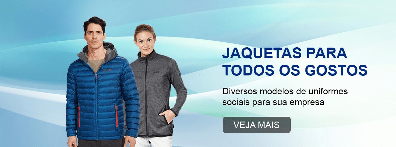 Jaquetas Para Uniforme em Curitiba